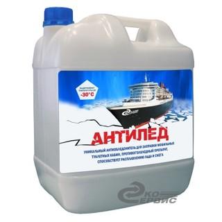 «Антилед» - жидкость для биотуалетов от компании 'Экосервис'