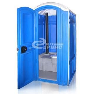 Туалетная кабина Комфорт компании Экосервис от 17 000 руб.