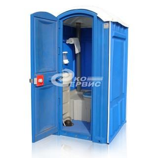 Туалетная кабина «Люкс» | Компания 'Экосервис'